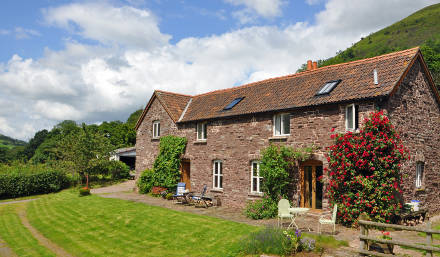 Llanthony Art Studio and Accommodation